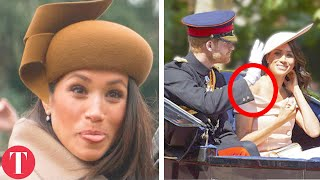 Royal Rules Meghan Markle MUST Follow And All The Rules She