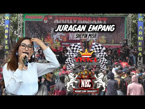 Juragan Empang - Sefin - Anniversary Ngunut King Community