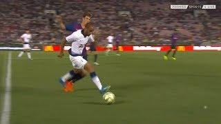 Lucas Moura vs FC Barcelona (29/07/18) by Yan