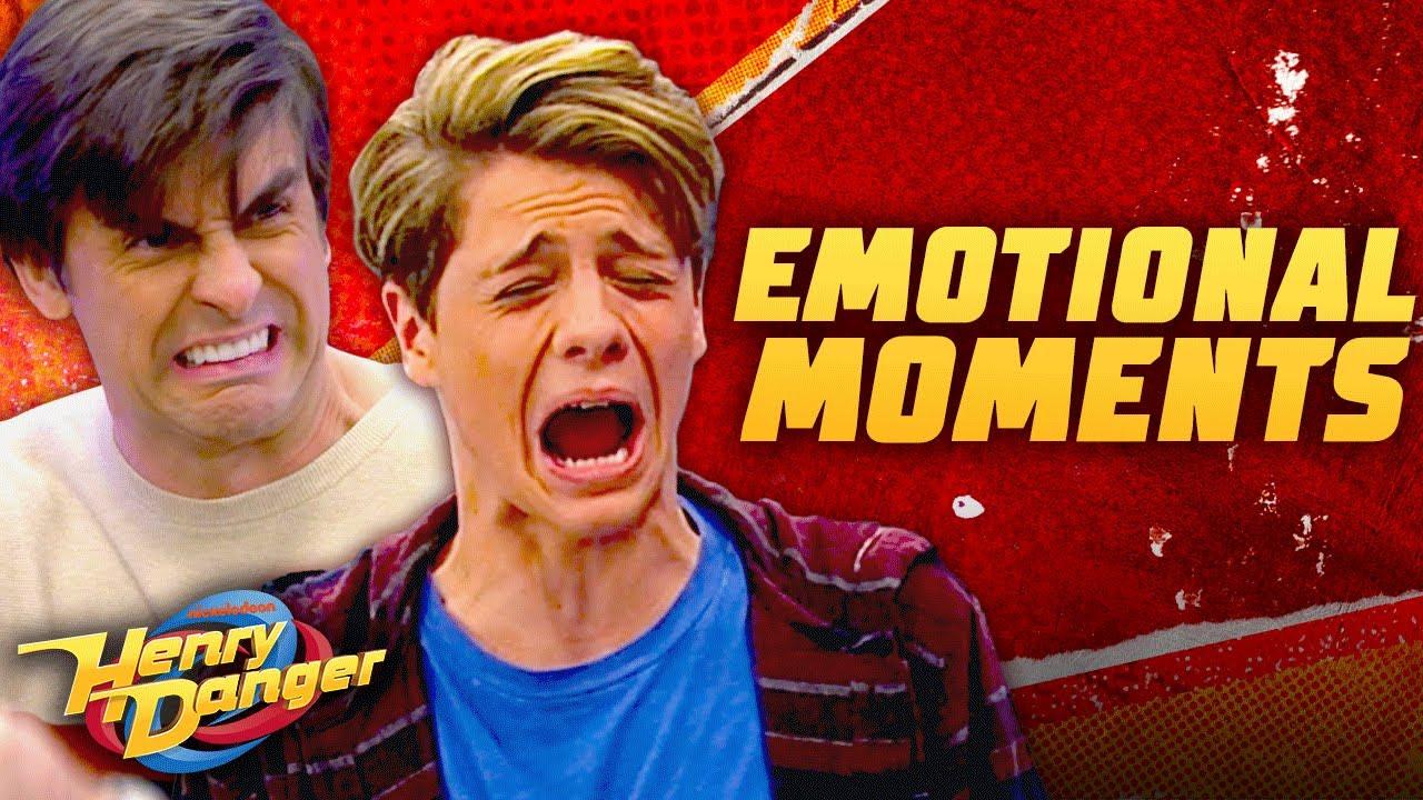 Download Most EMOTIONAL Moments on Henry Danger and Danger Force 😢   Henry Danger