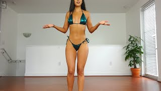 Behind The Scenes SEXY Tiny Bikini Fashion Show (Censored For YT)