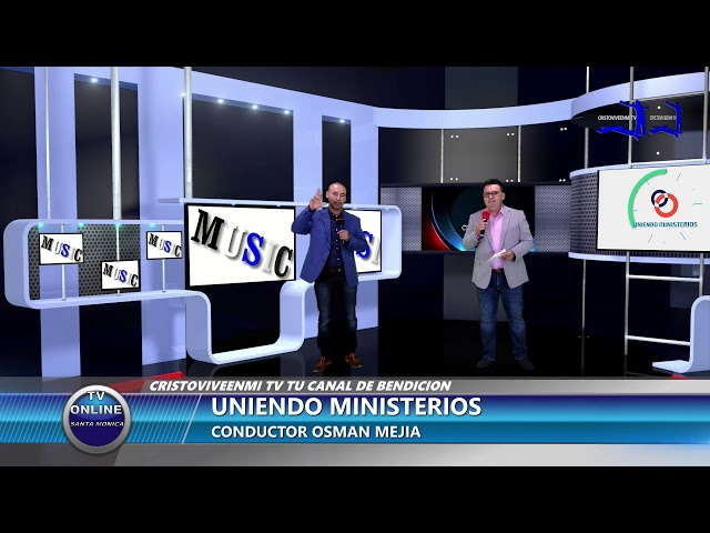 UNIENDO MINISTERIOS