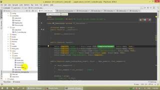 Codeigniter 3 Tutorial 8 -  Create Base Layout For All Pagses