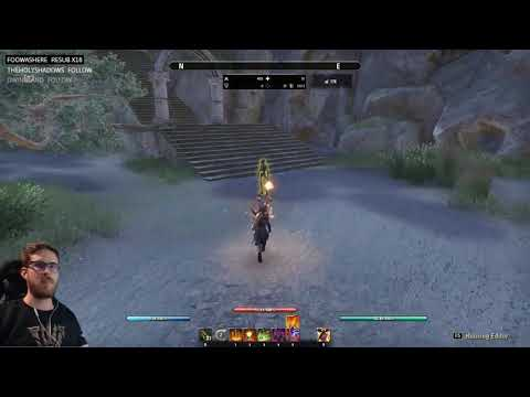 Stamina Dragonknight DPS Test 3m Target Dummy - Summerset Chapter