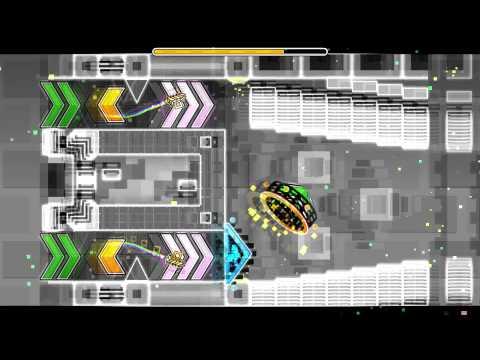 Geometry Dash (Demon) - Speed Racer By Zenticalpha