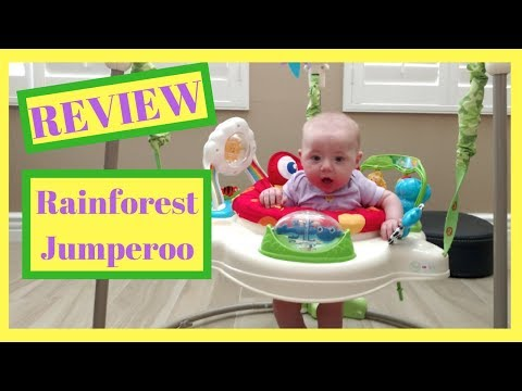 Review Of Fisher Price Rainforest Jumper