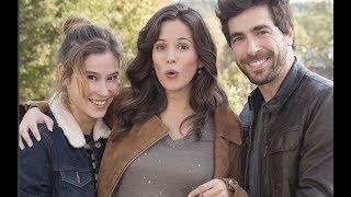 LUCIE LUCAS ENCEINTE DE SON 3EME ENFANT! (Clem)