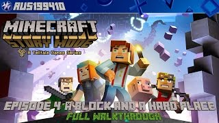 Minecraft: Story Mode - Episode 4: A Block and a Hard Place [rus199410]