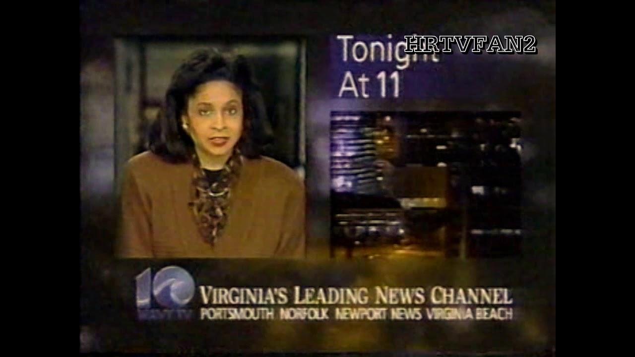 December 7 1992 Wavy News 10 Tease Alveta Ewell