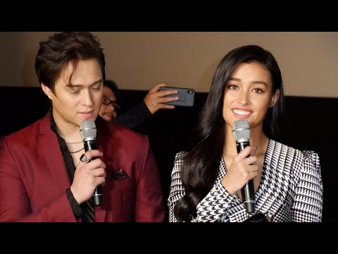 Mr. M supports LIZQUEN + Behind the Scenes at ALONE TOGETHER Premiere  + Inside the Cinema Interview
