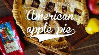 DIY: American apple pie / Рецепт