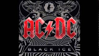 AC/DC Black Ice - Rock 'N Roll Train