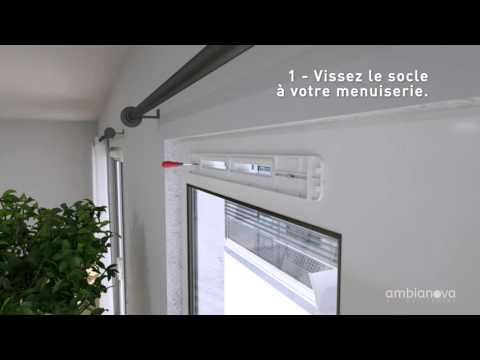 Installation Ambianova pollution particules fines