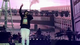 Eminem - Square Dance  (Live at Perth, Australia, Optus Stadium, 02/27/2019, Rapture 2019)