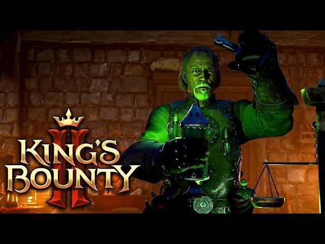 Kings Bounty 2 🧙🏻♀️ Der verrückte Palatinus #06 [Paladin | Lets Play Deutsch]