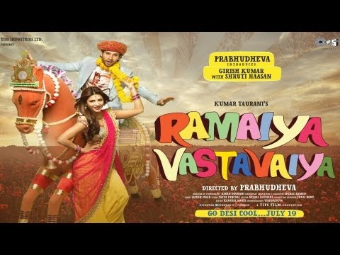 Ramaiya Vastavaiya - Official Film Trailer Travel Video