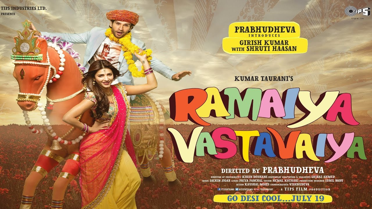 ramaiya vastavaiya - official film trailer - youtube
