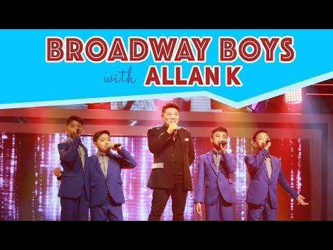 Broadway Boys with Dabarkads Allan K | April 28, 2018