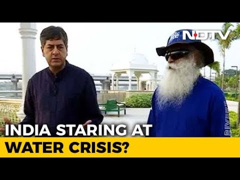Water Crisis: 'Rally For Rivers' Viable Solution?