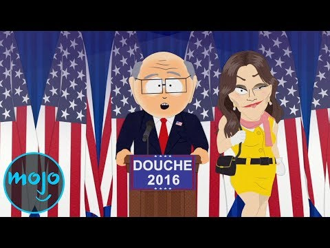 Top 10 South Park Predictions That Came True