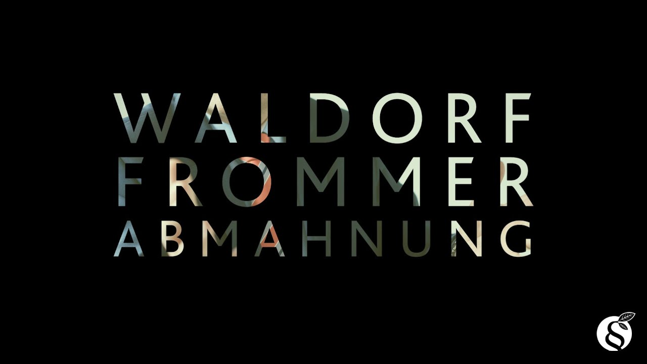 Waldorf Frommer Abmahnung Hilfe Was Tun Youtube