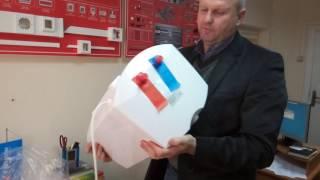 «Розпакування Бойлер GORENJE GT 15 U з Rozetka.com.ua»