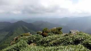 2013 08 18 伊予富士~東黒森縦走