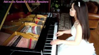 Taeyang 태양 - Wedding Dress 웨딩드레스 ♡ @Pianistmiri ♧ Official Music Video Piano Cover