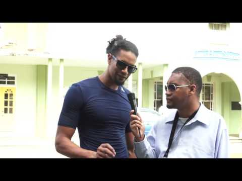 Interview with one of the coaches from the Saint Vincent and the Grenadines Girl's High School
