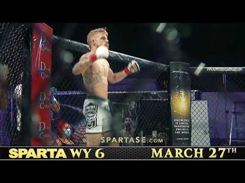 Sparta Wyoming 6 MMA Show Teaser
