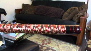 ulua pole fishing rod wrap making building by rob onzuka