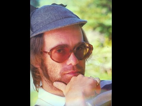 Elton John - Feed Me (1975) With Lyrics!