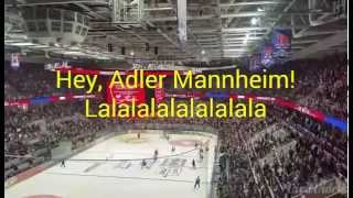 Hey, Adler Mannheim! Mit Lyrics! (Pipi Langstrumpf Musik)