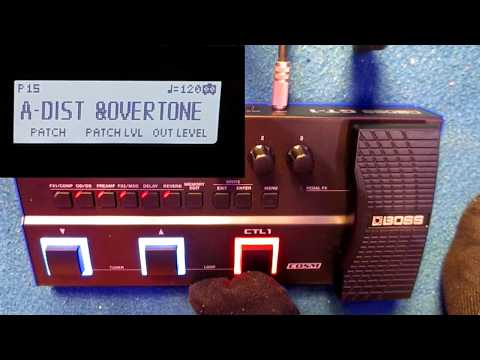 Boss GT-1 Demo And Review With Surjo