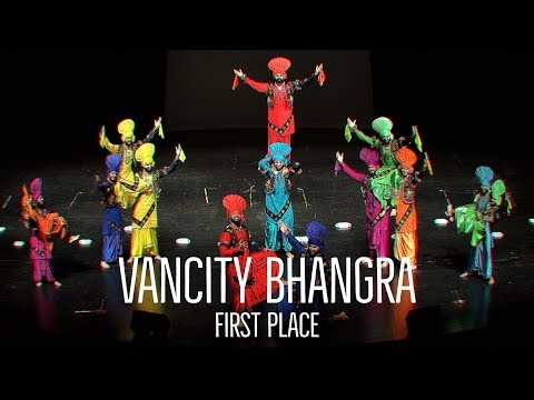 Vancity Bhangra - First Place @ Bhangra State of Mind 2018