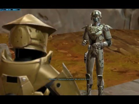 A n00b Play's - Star Wars The Old Republic - Episode 66