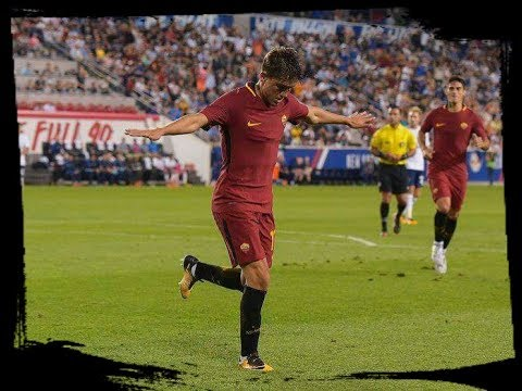 Cengiz Ünder - First Match with AS Roma - 25/07/2017