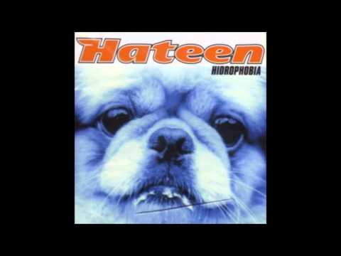 Hateen - Hydrophobia 1996 (full album)