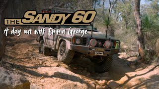 The Sandy 60 | A day out with Emma George