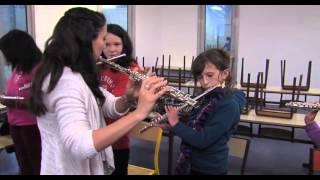 "L'Actu – Une ""classe-orchestre"""