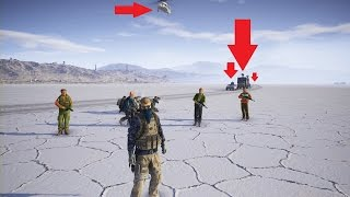 Ghost Recon Wildlands: How To Stop a Convoy (Read Desc)