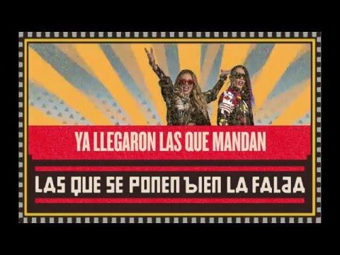 María José - Las Que Se Ponen Bien La Falda (lyric video) ft. Ivy Queen