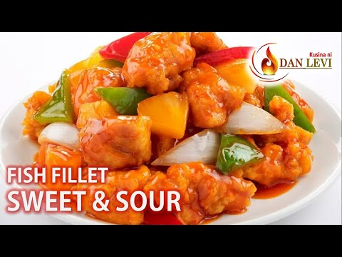SWEET AND SOUR FISH FILLET | BETTER THAN RESTAURANT RECIPE