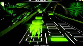 Synth Void -- Exploration Of Space l AUDIOSURF