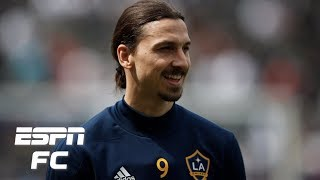 Could Zlatan Ibrahimovic make his way back to Manchester United? | ESPN FC