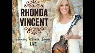 Watch Rhonda Vincent Help Me To Be More Like Him video