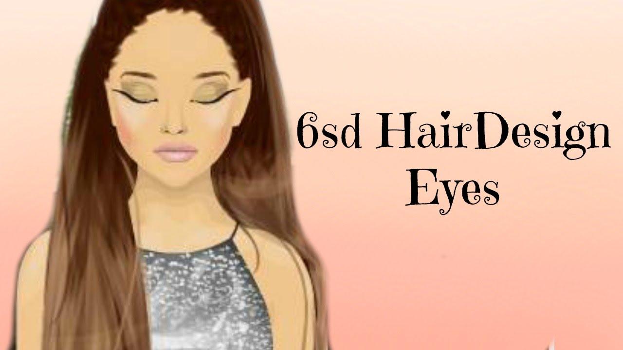 stardoll 6sd stardesign hair close