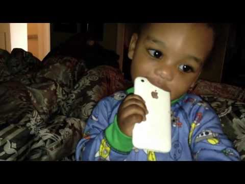 Baby Swallows an iPhone: Teething