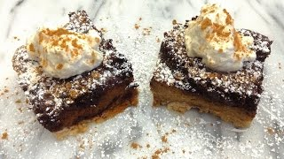 Pumpkin Chocolate Bread Pudding - Marcel Cocit - Love At First Bite Episode 26