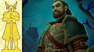 Натанос Гнилостень   История героев Warcraft